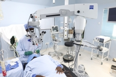 ONGOING CATARACT SURGERY