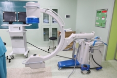 C-ARM XRAY MACHINE