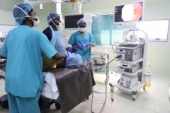 ONGOING ENDOSCOPY PROCEDURE