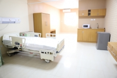 ONE OF THE VIP PATIENT SUITE